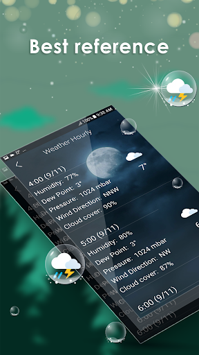 Daily weather forecast screenshot 13