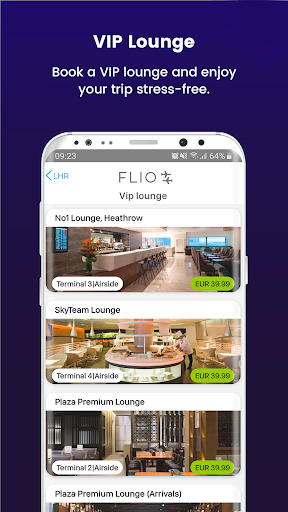 FLIO - Your personal travel assistant screenshot 6