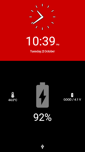 Battery Voice Alert! screenshot 1