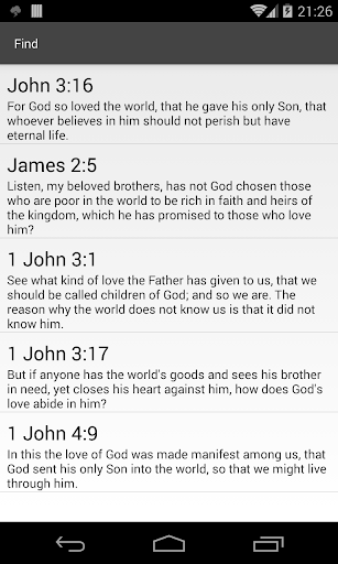 Bible Study app, by And Bible Open Source Project tangkapan layar 8