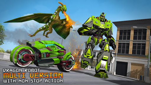 Deadly Flying Dragon Attack 屏幕截图 10