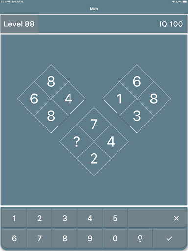 Math Riddles: IQ Test screenshot 10
