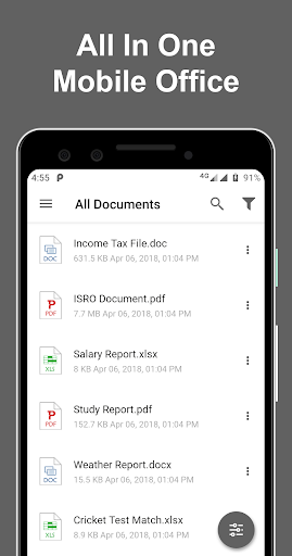 Document Manager and File Viewer screenshot 1