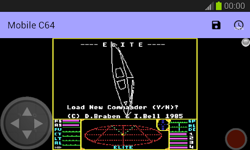Mobile C64 screenshot 6
