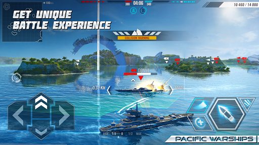 Pacific Warships screenshot 1