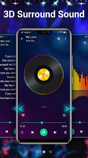 Music Player - MP3 Player screenshot 3