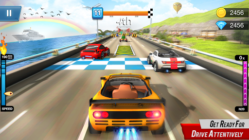 Racing Games Madness screenshot 1