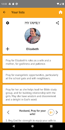 PrayerMate screenshot 1
