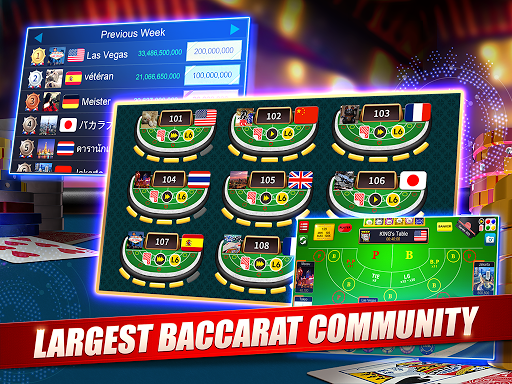 Dragon Ace Casino - Baccarat screenshot 17