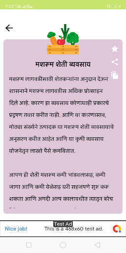 Marathi Business Idea(मराठी) screenshot 4