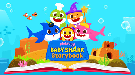Pinkfong Baby Shark Storybook screenshot 7