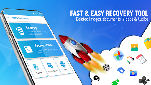 Photo Recovery-Deleted Data recovery-Restore Files screenshot 6