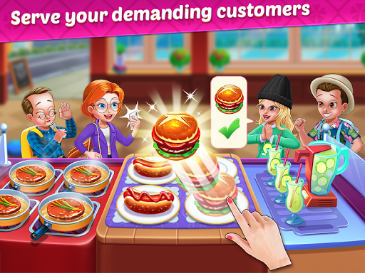 Cooking Tasty: The Worldwide Kitchen Cooking Game screenshot 9