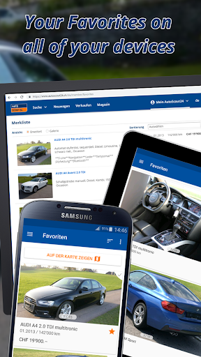 AutoScout24 Switzerland - Find your new car screenshot 6