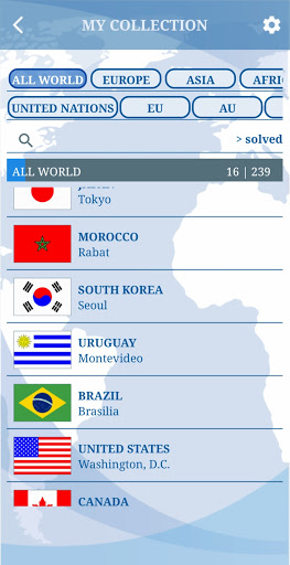 The Flags of the World screenshot 8