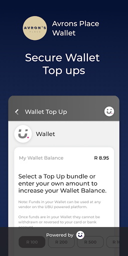 Avrons Place Wallet screenshot 3