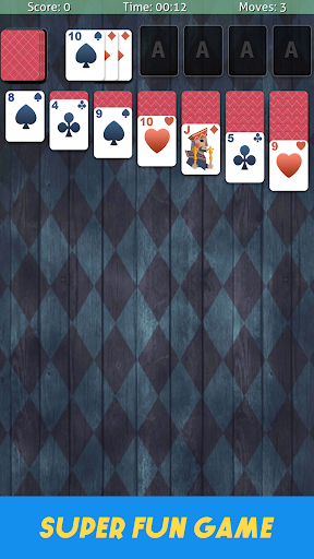Solitaire Classic Cardgame screenshot 2