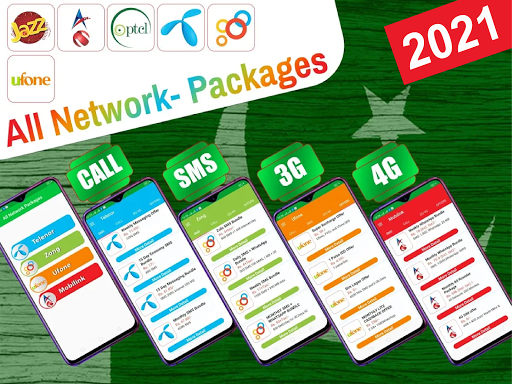 All Network Packages 2021 screenshot 1