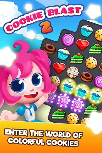 Cookie Blast 2 screenshot 2