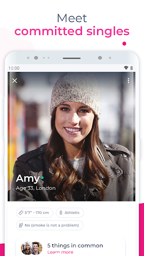 Match : Dating App to Chat, Meet people and date screenshot 3