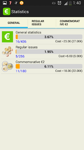 EURik: Euro coins screenshot 8