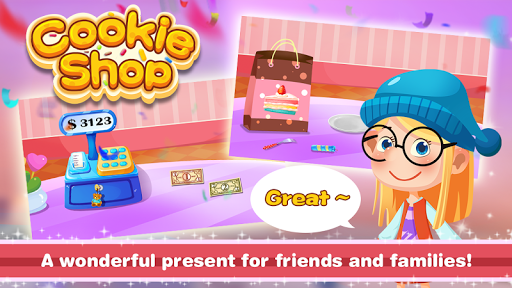 🍪🍪Cookie Shop screenshot 23