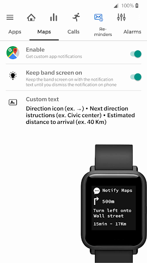 Notify for Amazfit & Zepp screenshot 2