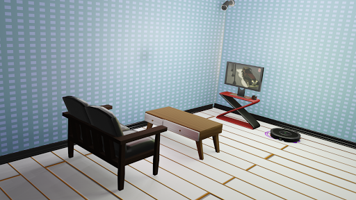Escape From The Unmanned Room screenshot 1
