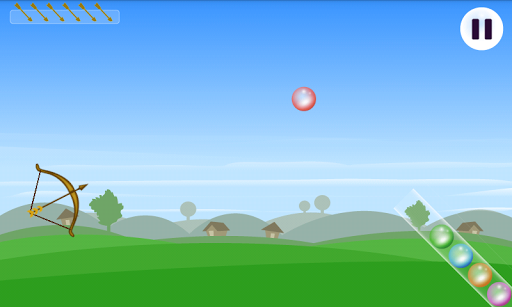 Bubble Archery screenshot 5