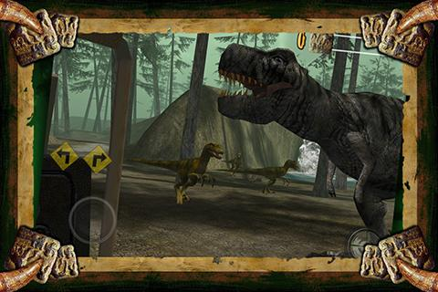Dinosaur Safari screenshot 4