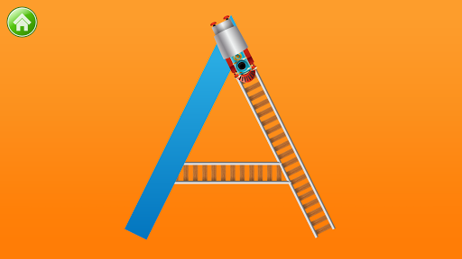 Learn Letter Names and Sounds with ABC Trains screenshot 14