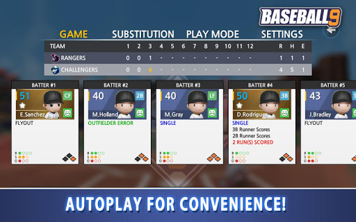 BASEBALL 9 screenshot 18