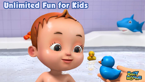 Baby Ronnie Rhymes - Nursery & Kids Learning Songs screenshot 2