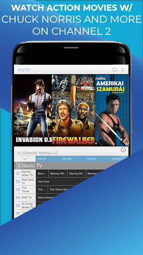 Free TV, Free Movies, Entertainment, AiryTV screenshot 1