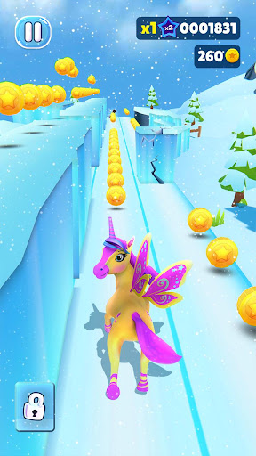 Magical Pony Run screenshot 4