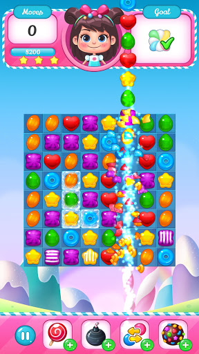 Candy Fever Saga screenshot 1