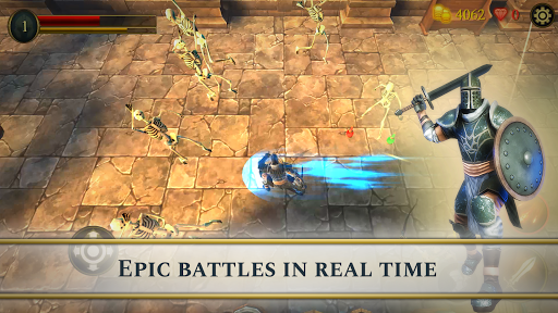 TotAL RPG (Towers of the Ancient Legion) screenshot 4