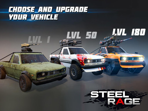 Steel Rage screenshot 10
