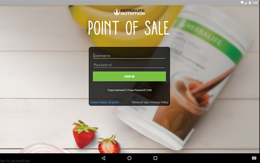 Herbalife Nutrition Point of Sale screenshot 9