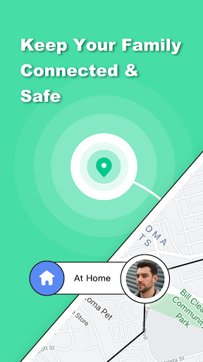 FF: GPS Phone Tracker & Family Locator for Safety screenshot 1