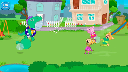 Games about knights for kids screenshot 16