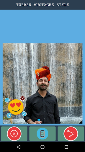 Rajasthani Saafa Turban Photo Editor screenshot 3