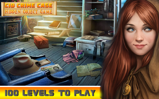 CID Crime Case Investigation : Hidden Object Game screenshot 4
