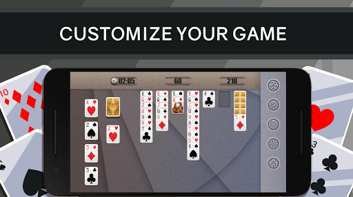 Solitaire free Card Game screenshot 2