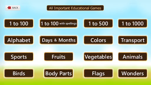1 to 100 number counting game screenshot 1