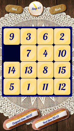 15 puzzle screenshot 3