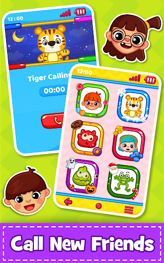 Baby Phone for toddlers screenshot 4