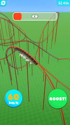 Hyper Roller Coaster screenshot 4