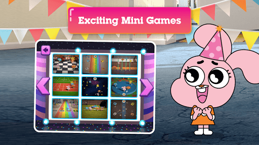 Gumball's Amazing Party Game screenshot 4