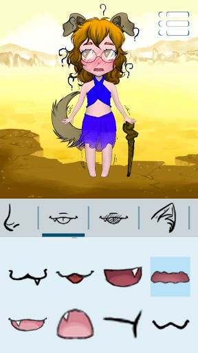 Avatar Maker: Anime Chibi 2 screenshot 8